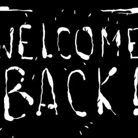 [générique] Welcome Back !