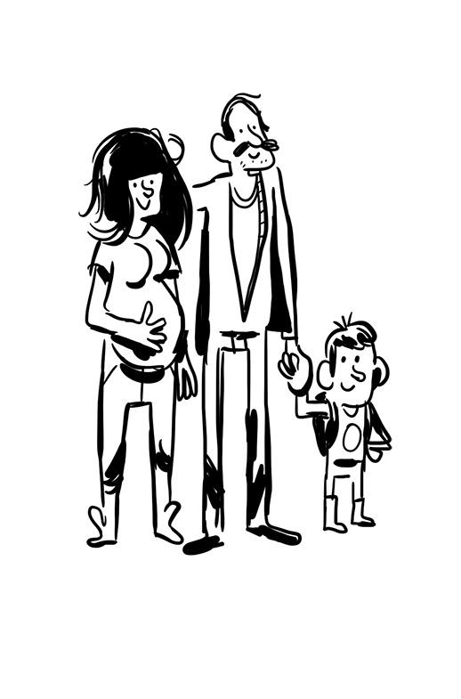 Famille rough