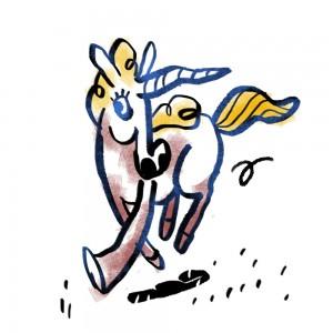 doodle-licorne